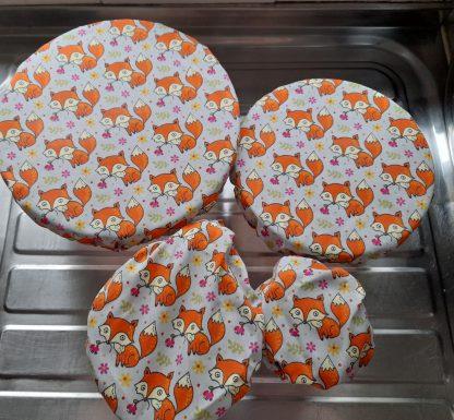 fox bowl covers