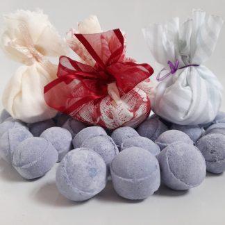 Passion fruit marbles